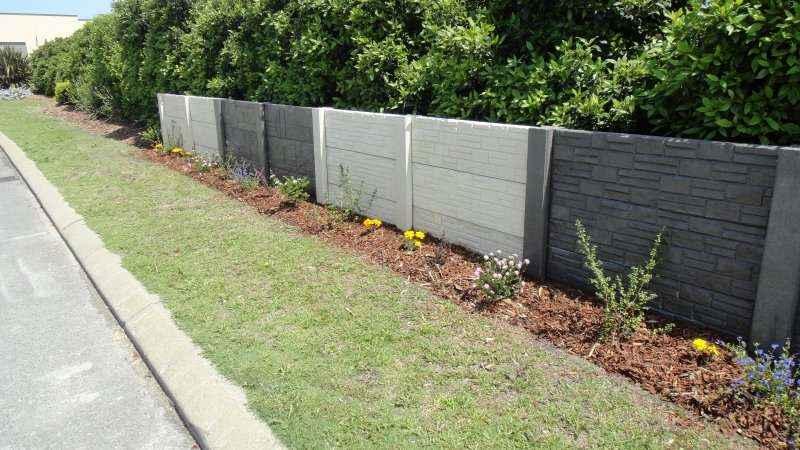 Precast Concrete Retaining Wall Systems : Retaining walls perth wonder